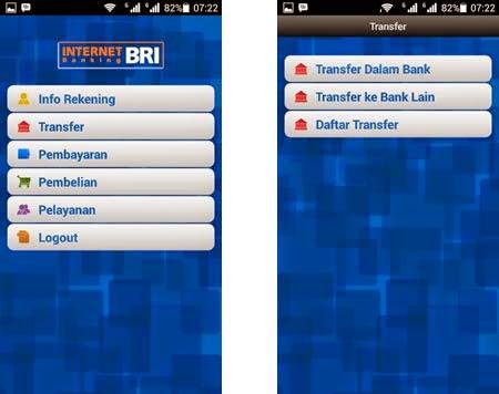Cara Transfer Saldo BRI Ke Mandiri Melalui Mobile Banking