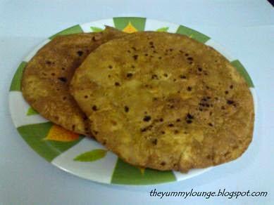 Brown Papad From Leftover Chapati - Roti Recipe