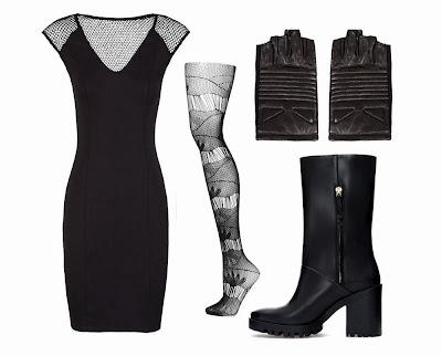 Halloween, disfraz, fiesta, gótica