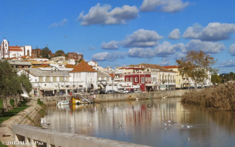 Arade River, Silves