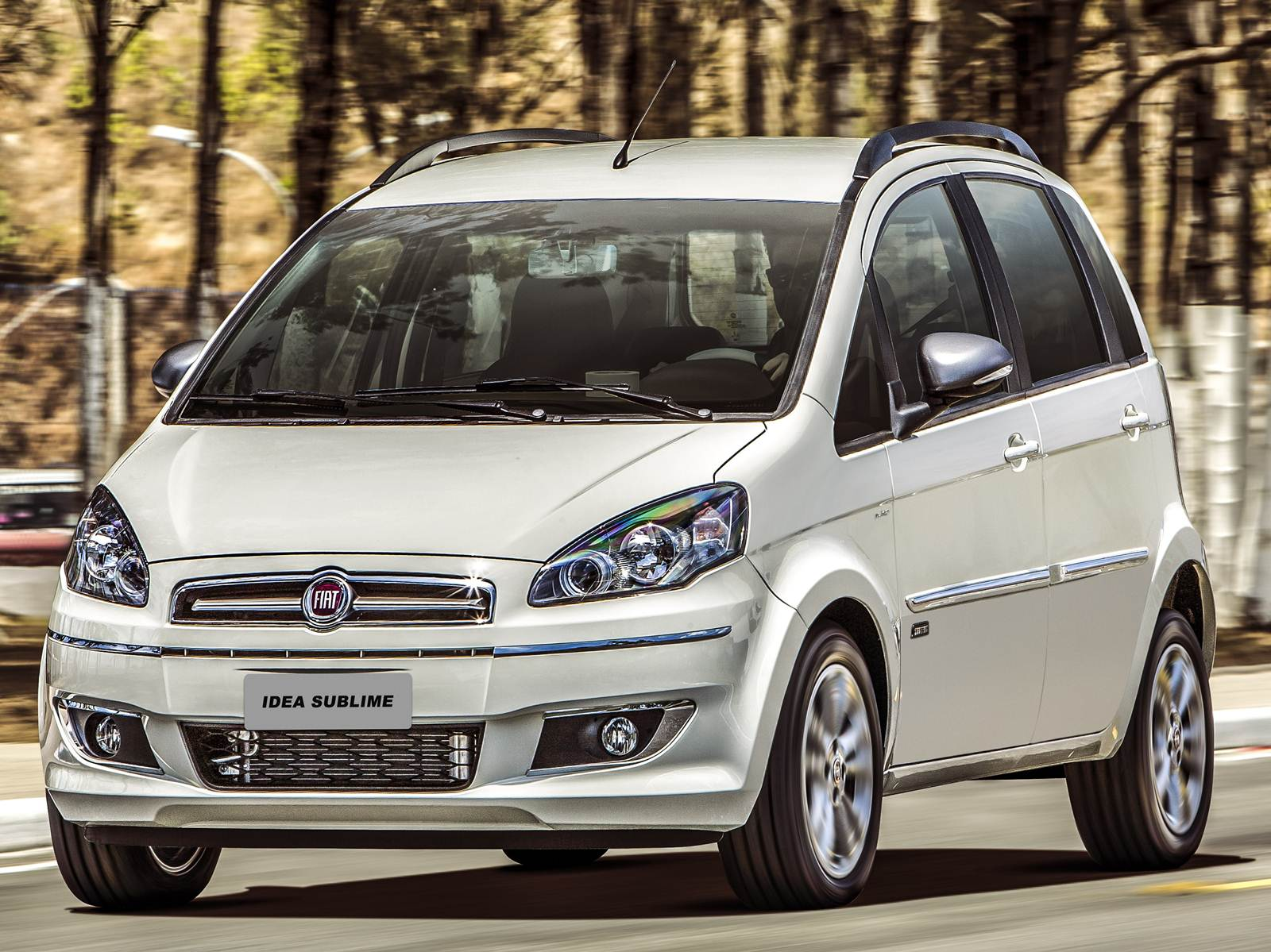 Fiat Idea Sublime 2014