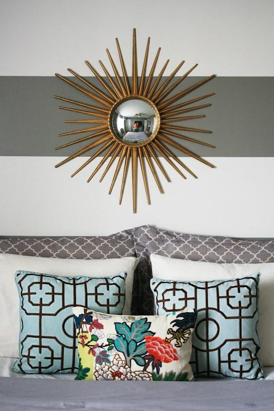 Charmant $35 Martha Stewart Sunburst Mirror.