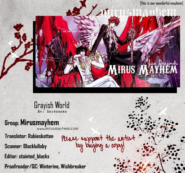 Hình ảnh Mirusmayhem Credits Page in D.GRAY MAN DOUJINSHI – THẾ GIỚI TRẮNG ĐEN