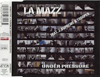 La Mazz featuring J. Supreme, Trooper - Under Pressure (CDM) (2001)