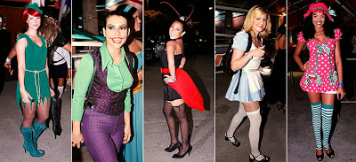 Fantasias para o Carnaval 2014