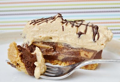 this is the combination for a sugar coma Reese's Fudge Pie