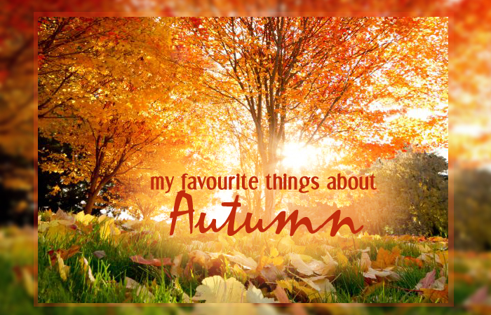My Favourite Things About Autumn | Katie Kirk Loves