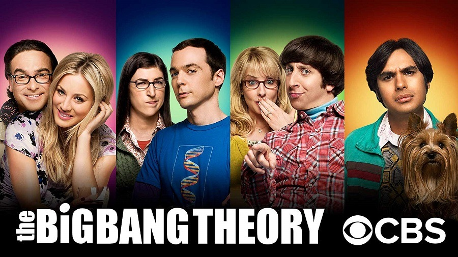 The Big Bang Theory - 12ª Temporada Legendada 2018 Série 1080p 720p Full HD HDTV completo Torrent