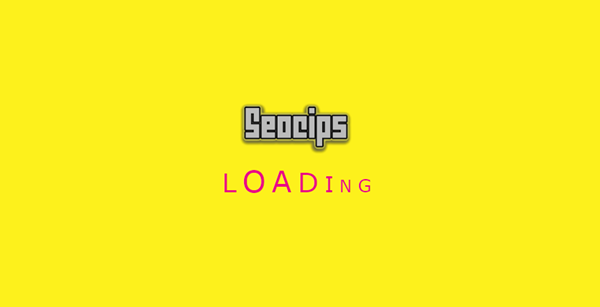 Membuat Loading Page Animation Delay Di Blog