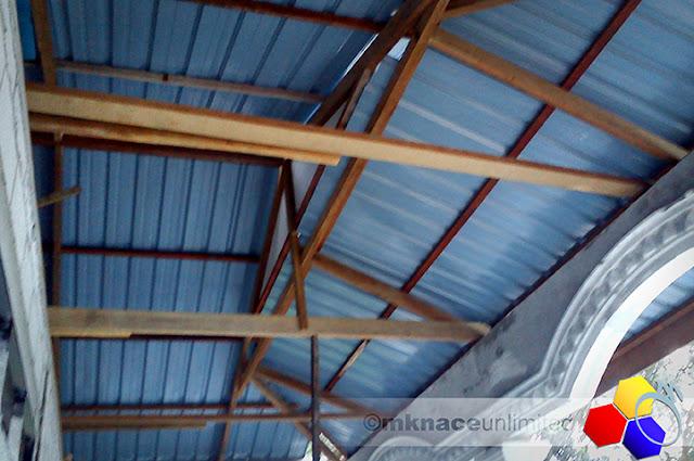 mknace unlimited™ | bumbung pun dah naik
