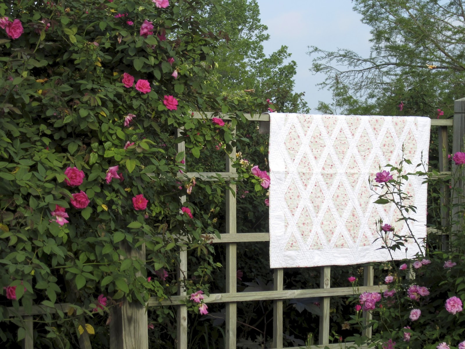 Downtown Quilter Magnolia