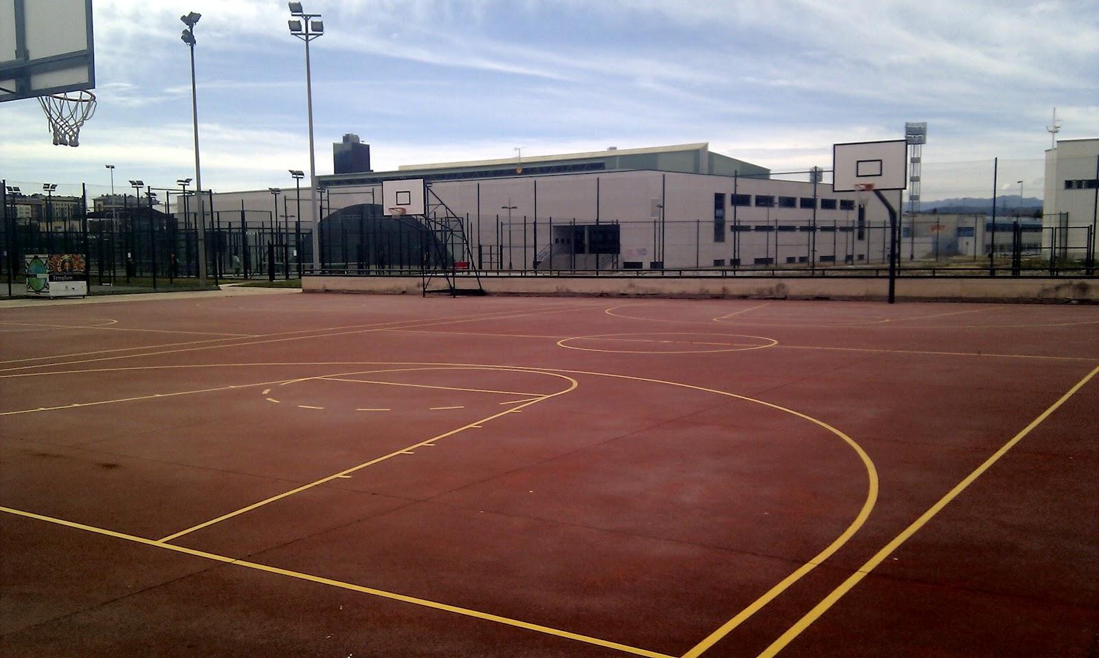 Instalaciones campus de baloncesto ponferrada 2016 for Piscinas ponferrada