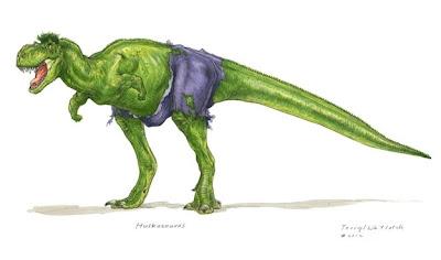 Dinosaurio Hulk