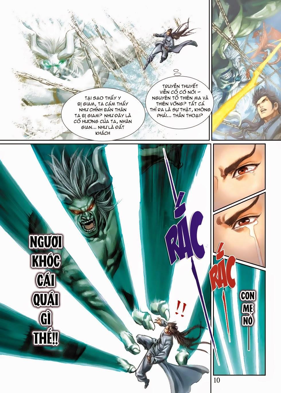 Thần Binh Tiền Truyện 4 - Huyền Thiên Tà Đế chap 3 - Trang 10
