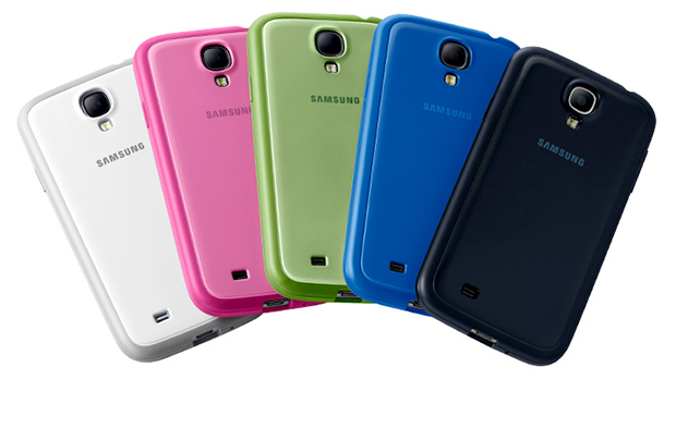 Galaxy S4 Accessories:Protective Cover
