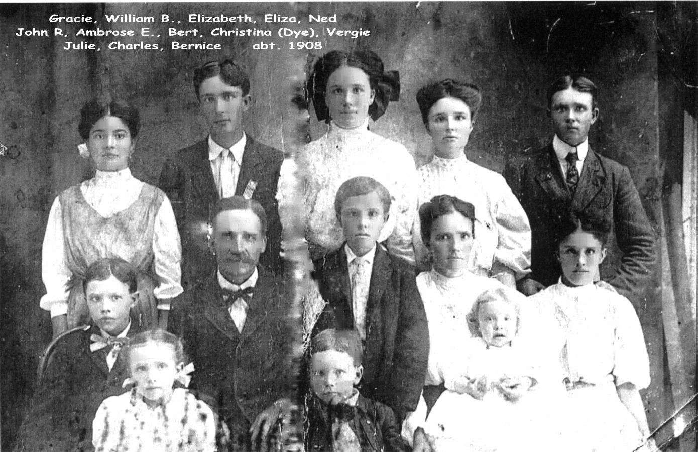 The Brewer Family Of North Carolina Some Of Our North
