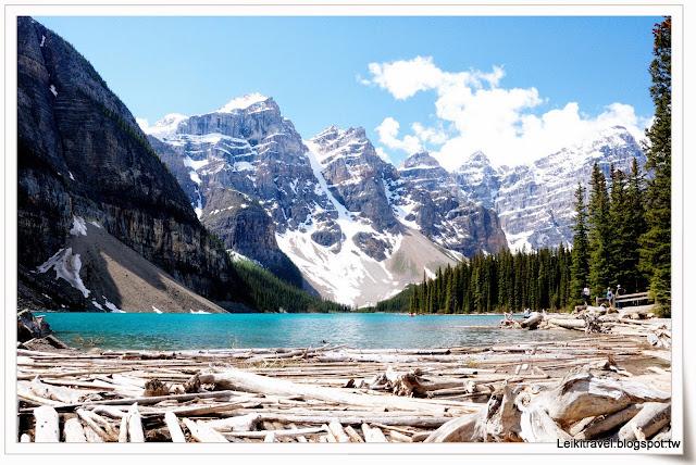 Moraine Lake 加拿大