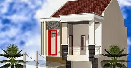 merancang rumah minimalis 2 lantai impian