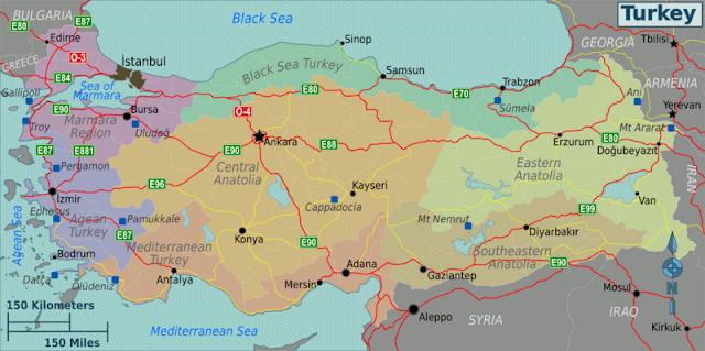 أفضل وقت للقيام برحلة إلى تركيا