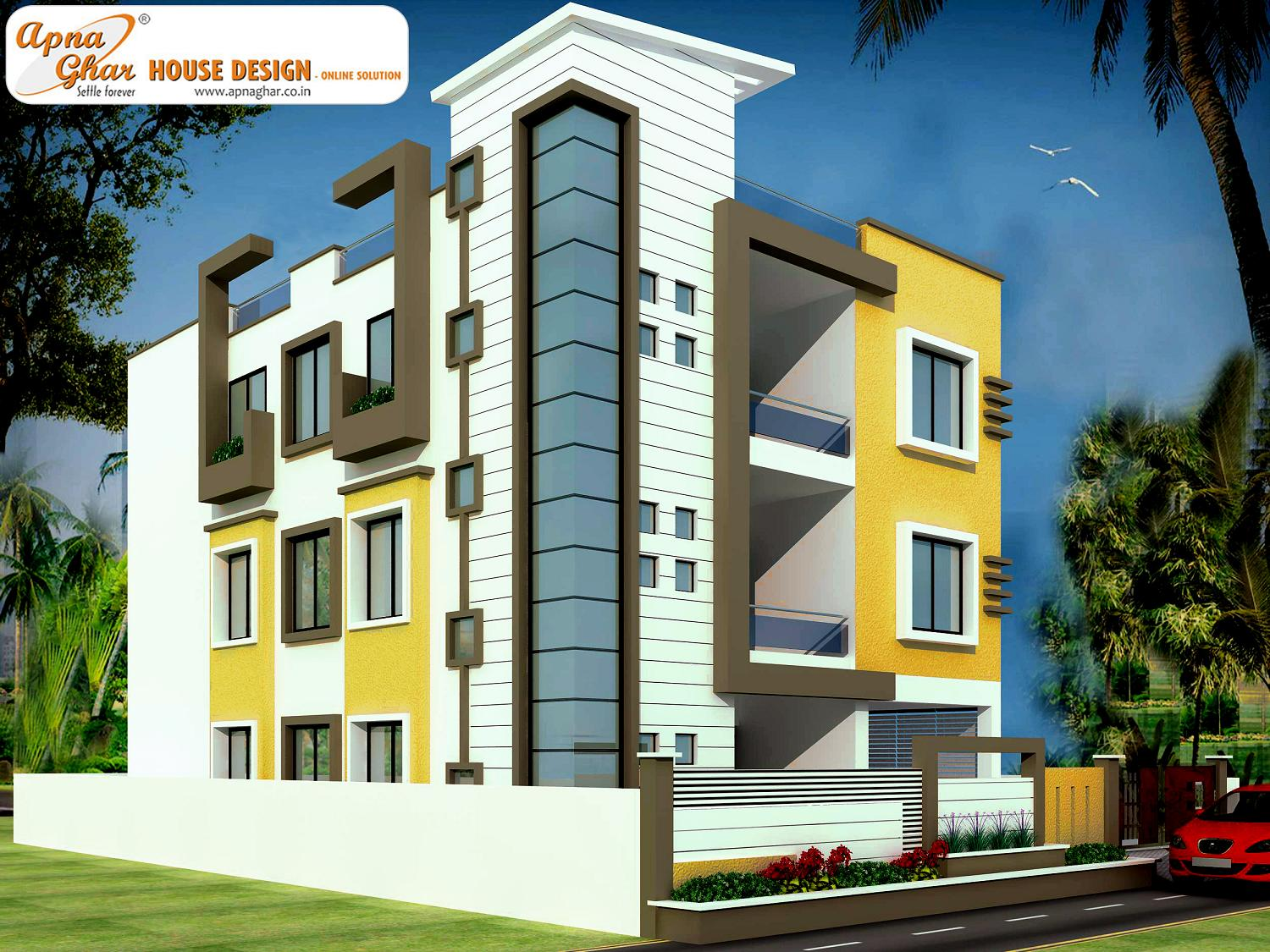 Homeplansindia building designs bungalow designs xseed 4000 wikipedia related images 3d front elevation elevation designs
