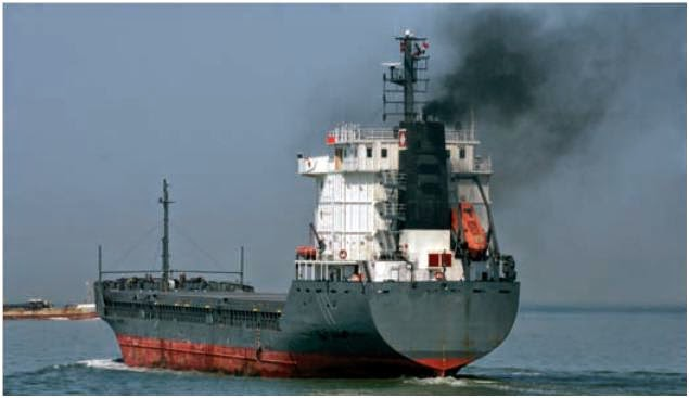 Gas Natural Líquido (LNG) en buques
