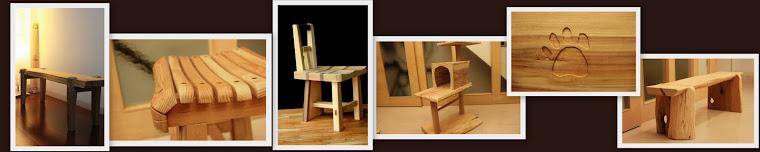 原木主義 | 蔡師傅 - 木工教學 榫接木作 原木家具修復 DIY家具 創意手作