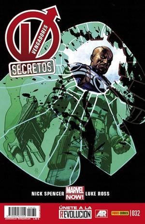 Vengadores Secretos 32