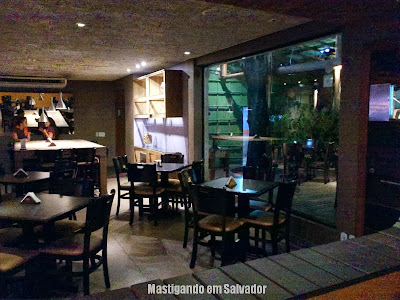 DOC Casual Dinning: Ambiente interno