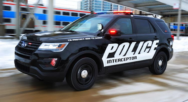 2016 Ford Police Interceptor Utility Will Set Standards for Police Pursuit Vehicles