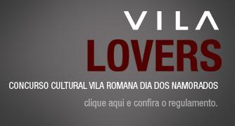 Concurso Cultural Dia dos Namorados - Vila Romana