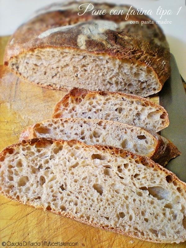 pane con farina tipo 1 all'aroma di tartufo