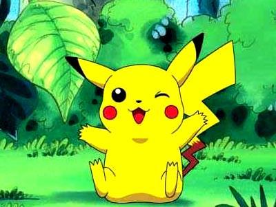 Dibujo de Picachu o Pikachu