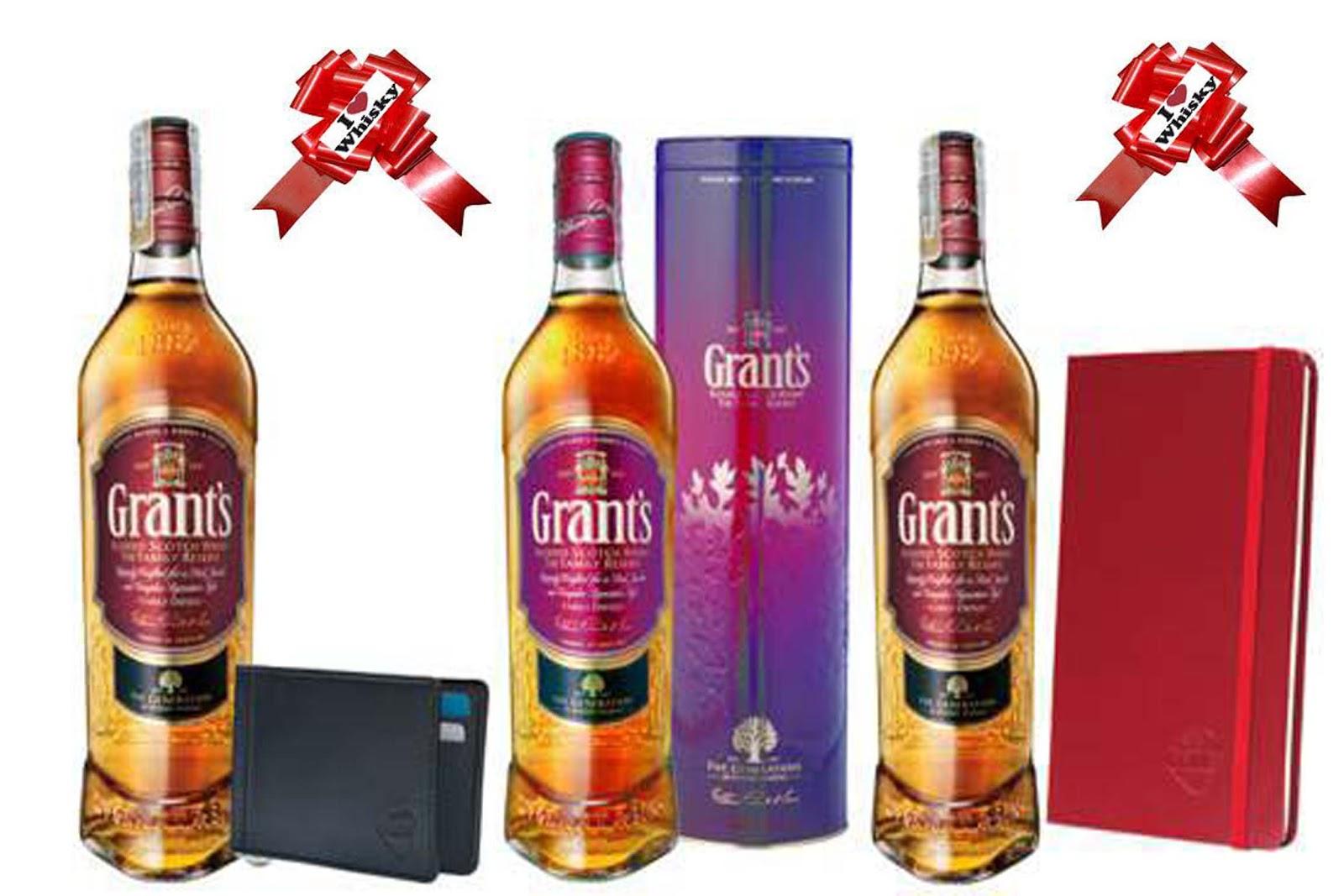 whisky Grant´s