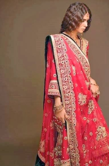 Latest Trend of Cultural Bridal Dress