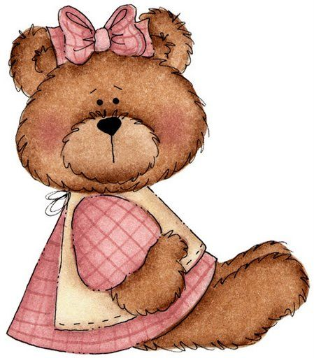 Teddy Bear Birthday Clipart