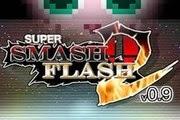 لعبة قتال ابطال الانمي والكرتون 2 Super Smash Flash