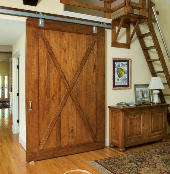 Decandyou ideas de decoraci n y mobiliario para el hogar for Puertas tipo granero