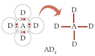 unsur yang dapat membentuk ikatan kovalen nonpolar
