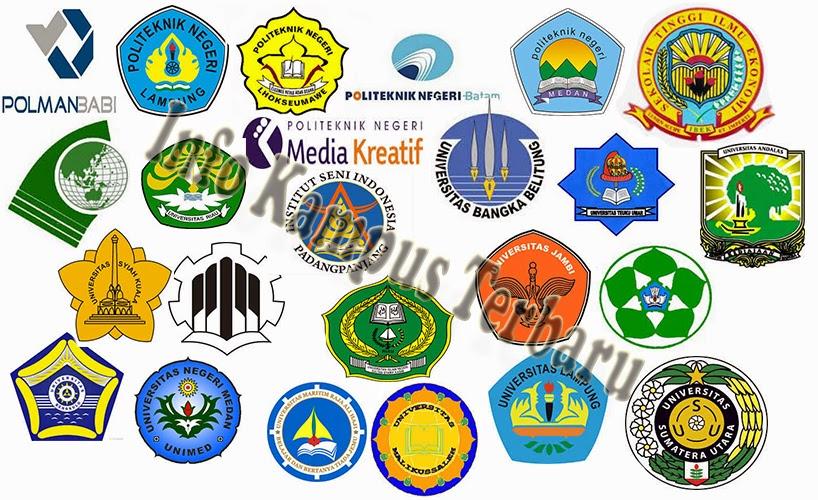 Daftar Lengkap Perguruan Tinggi Negeri Di Pulau Sumatera