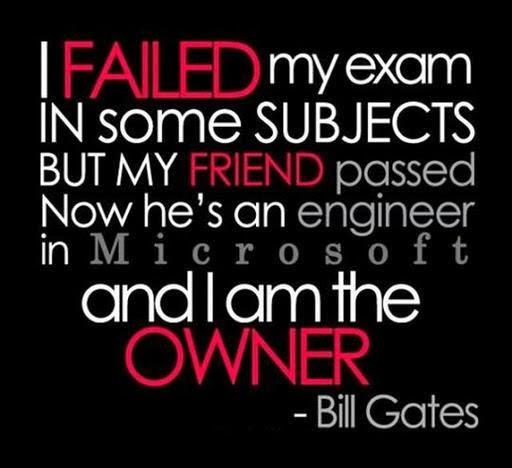 kata mutiara tentang kegagalan