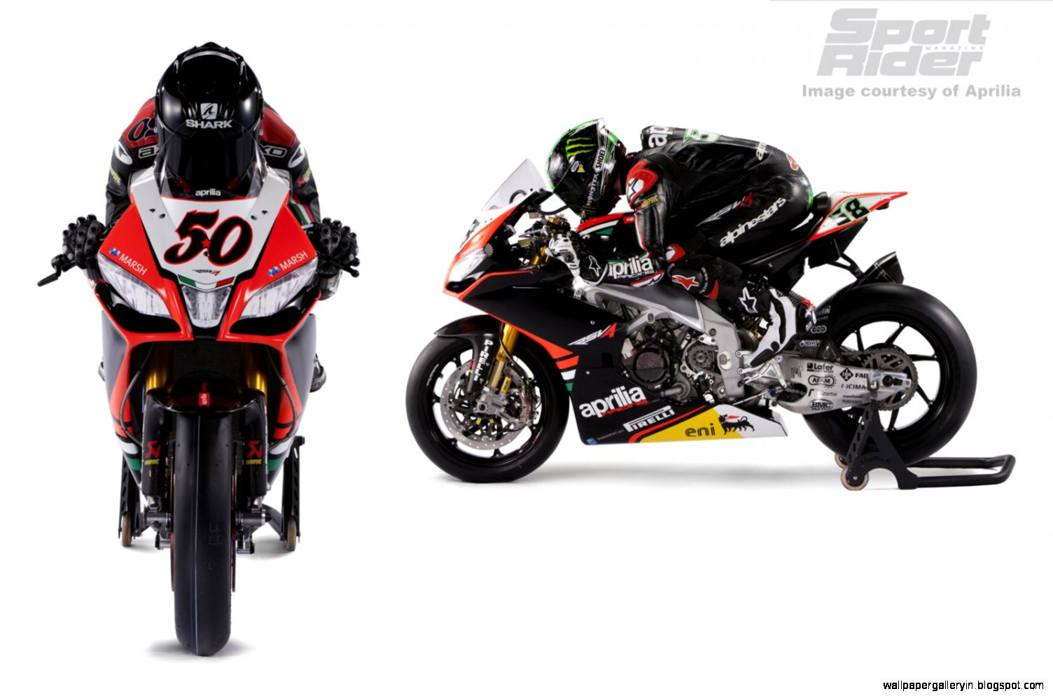 Aprilia World Superbike HD 2476 Wallpaper