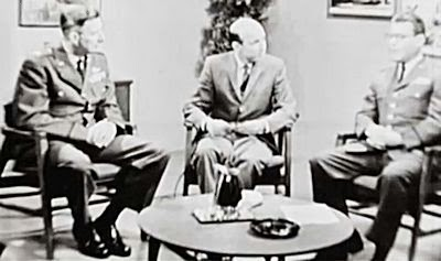 Interview with Lt Col Lawrence J. Tacker and Maj Hector Quintanilla Re Project Blue Book - 1966