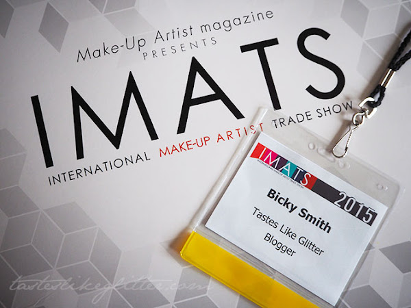 London IMATS 2015 - The Goodies.