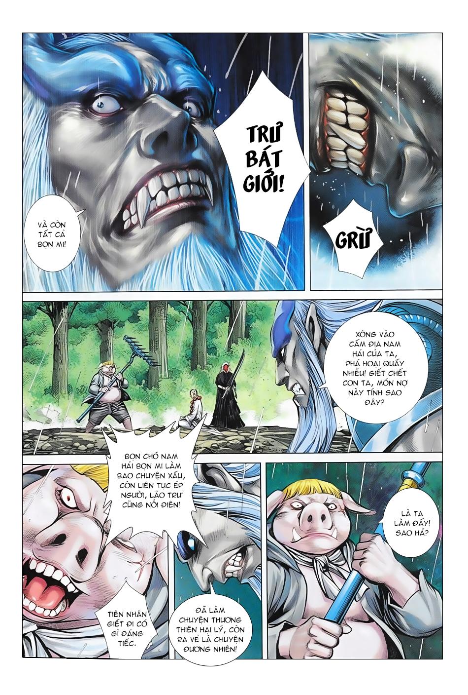 Tây Du chap 34 Trang 28 - Mangak.info