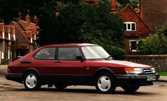 1993 Saab 900S Aero