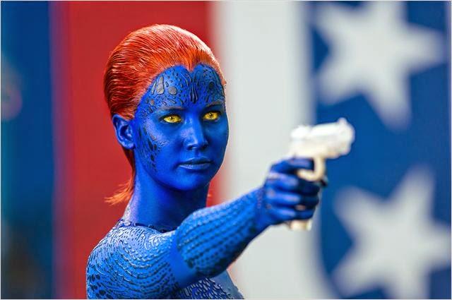 """Cena do filme """"X-Men: Dias de um Futuro Esquecido"""""""