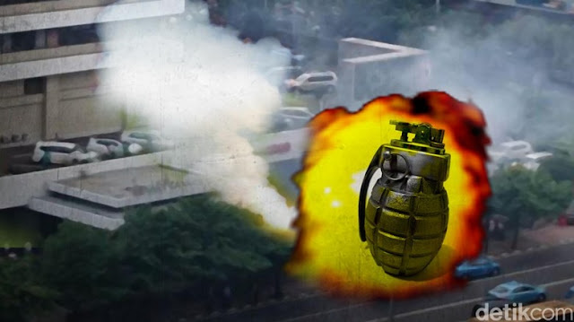 Tersangka ISIS di Malaysia Mengaku Rencanakan Bom Bunuh Diri