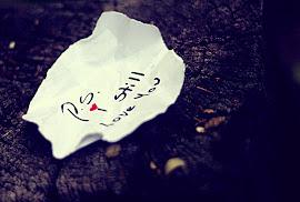 Nunca dejé de quererte, solo dejé de demostrarlo.