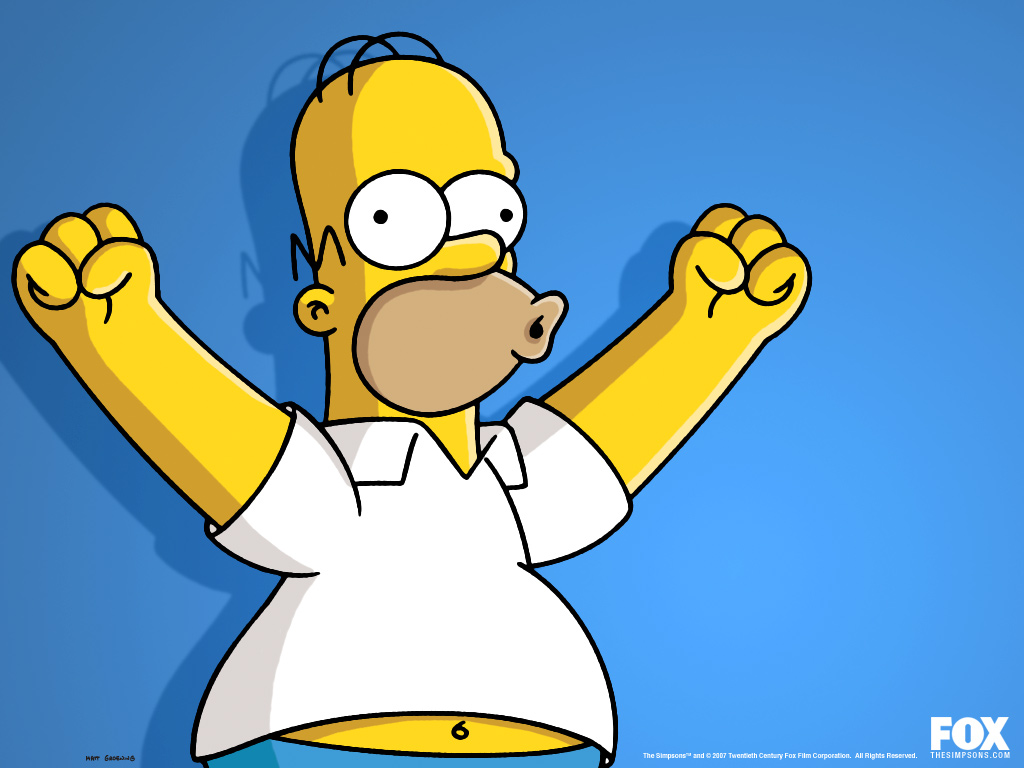 Wallpapers hd the simpsons los simpsons 20 wallpapers for Wallpapers animados hd