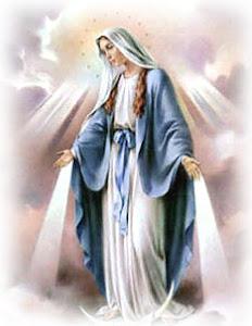 Mãe de Jesus e Nossa Mãe Querida